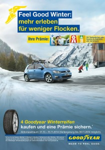 Goodyear WINTERAKTION
