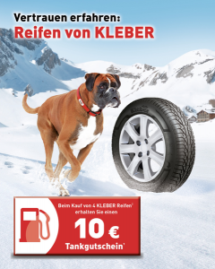 Kleber WINTERAKTION