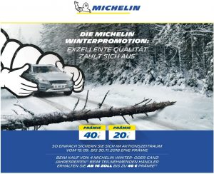 Michelin WINTERAKTION