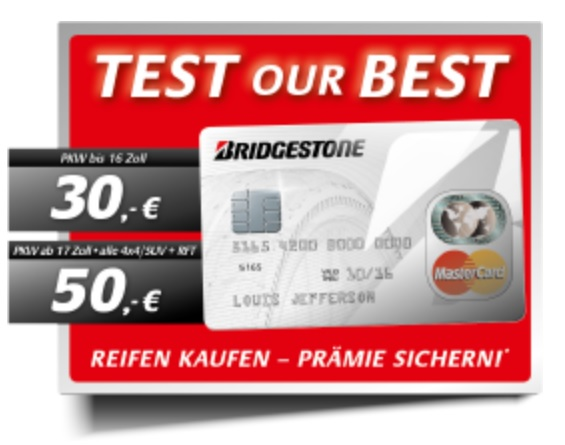 BRIDGESTONE Promotion