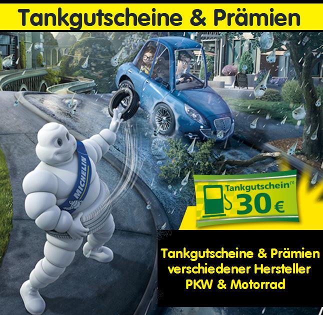 Hersteller Prämien und Tankgutscheine !!!